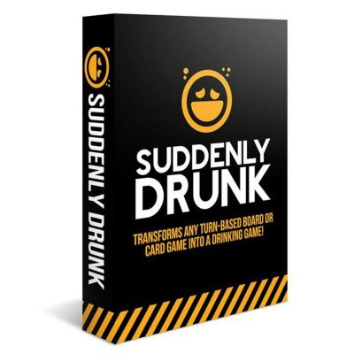 Suddenly drunk