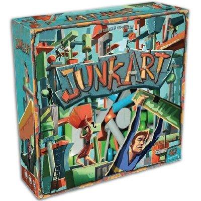 Junk art (plastic version)
