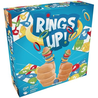 Rings up! (палци горе!)