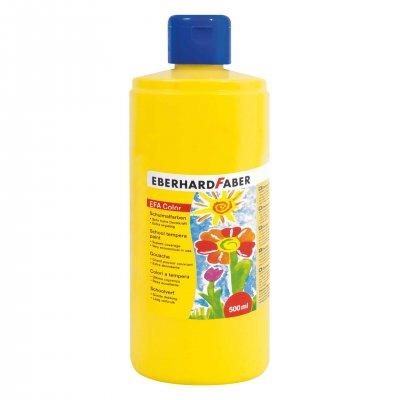 Eberhard Faber Темперна боя, 500 ml, жълта