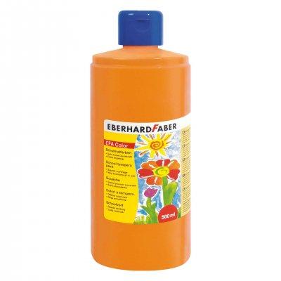 Eberhard Faber Темперна боя, 500 ml, оранжева