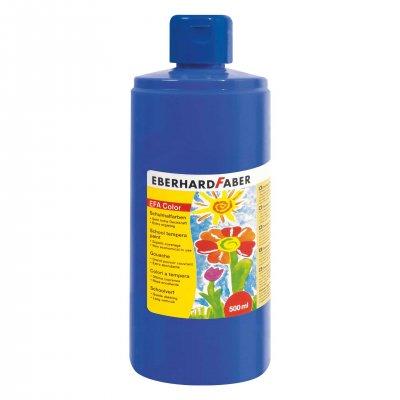 Eberhard Faber Темперна боя, 500 ml, кобалтовосиня