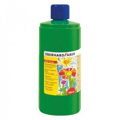 Eberhard Faber Темперна боя, 500 ml, зелена