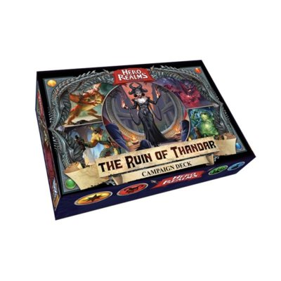 Hero realms: The ruins of thandar campaign deck