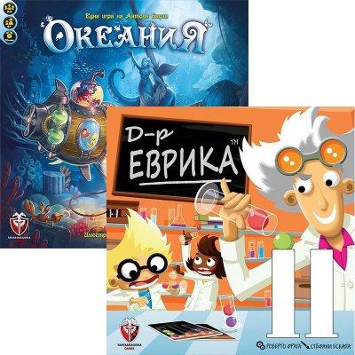 Океания + д-р еврика