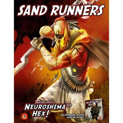 Neuroshima hex! sand runners (немско издание)