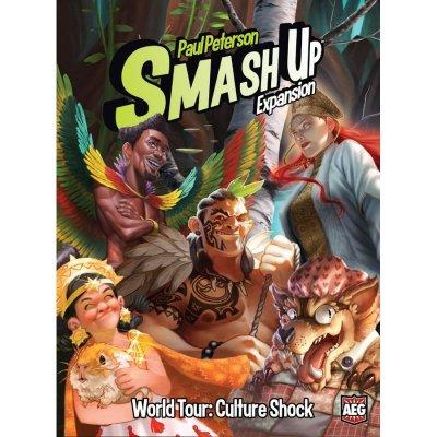 Smash up: World tour - culture shock