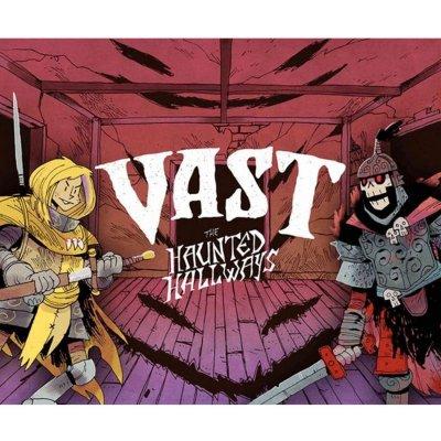 Vast: The haunted hallways
