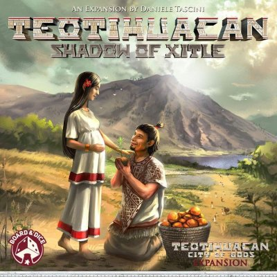 Teotihuacan: Shadow ot xitle