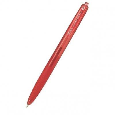 Автоматична химикалка Pilot Super Grip G 0.7 mm Червен