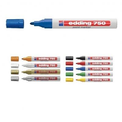 Paint маркер Edding 750 Син