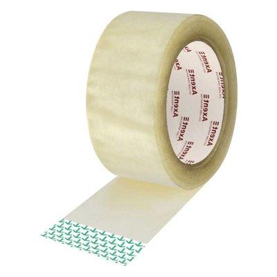 Лепяща опаковъчна лента безцветна Axent 48 mm x 91 m