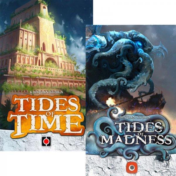 Бъндъл - tides of madness + tides of time