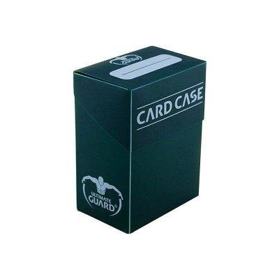 Кутия за карти - ultimate guard (за lcg, tcg и др) 75+ - зелена
