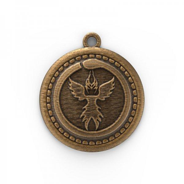 Баталия: Медальон на живите въглени