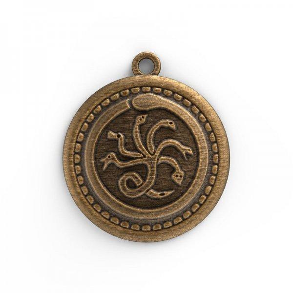 Баталия: Медальон на островитяните