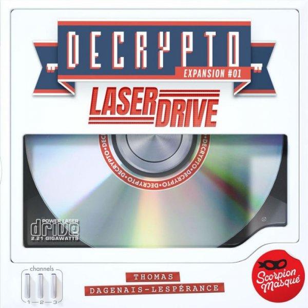 Decrypto: Laserdrive