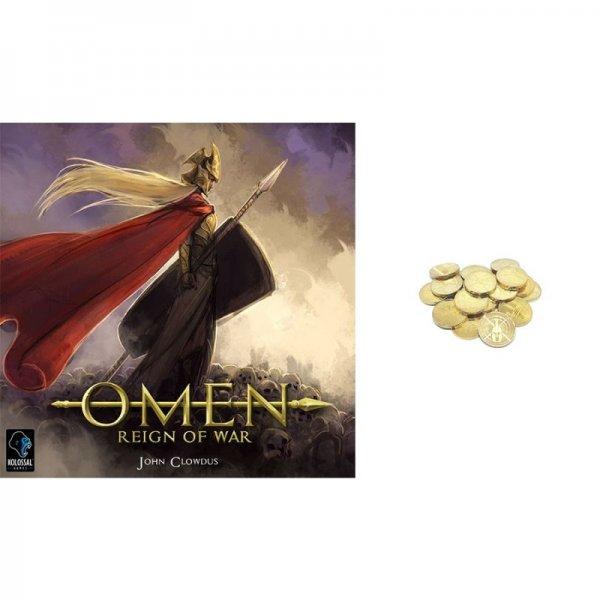 Бъндъл - omen: Reign of war + omen: Reign of war metal coins upgrade