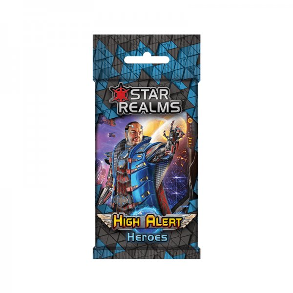 Star realms: High alert - heroes