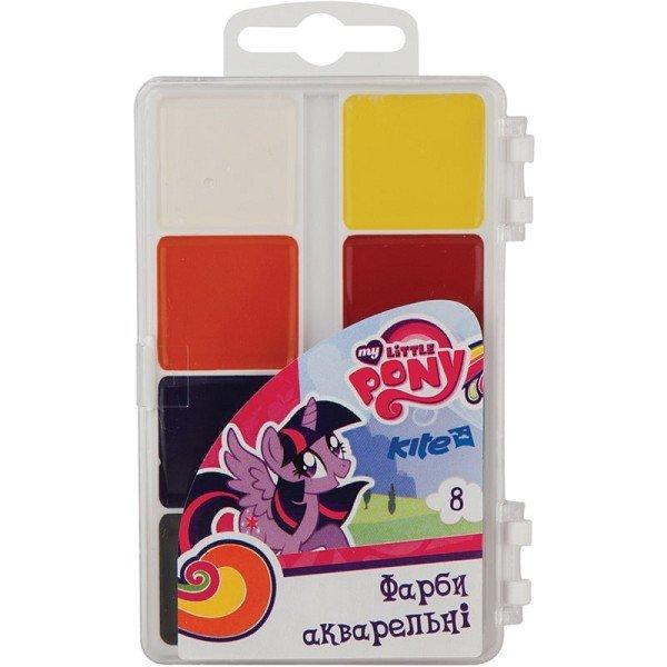 Водни бои Kite Hello Kitty медени 8 цвята