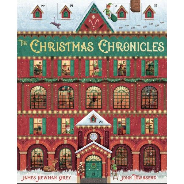Коледни хроники - книга календар