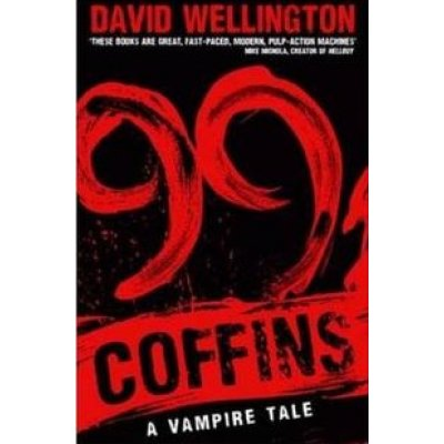 99 Coffins: A Historical Vampire Tale (Laura Caxton / Vampires #2)