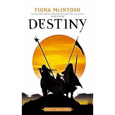 Destiny: Book Three of the Valisar Trilogy