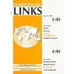 Homeopathic links. Международно списание за класическа хомеопатия. Брой 3-4/2003