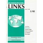Homeopathic links. Международно списание за класическа хомеопатия. Брой 2/2002