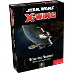 Star wars: X-wing (2nd edition) - scum and villainy conversion kit