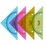 Дескриптивен триъгълник Wedo 45о