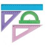 Комплект за чертане Grand GR-032 Цветен