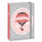 Ars Una Fly High кутия с ластик А4