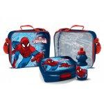 Spiderman комплект кутия за храна и бутилка в чанта