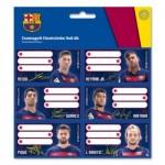 Ars Una FCBarcelona етикети