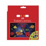 "Faber-Castell Флумастери Connector, комплект ""3D"", 6 цвята"