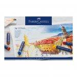 Faber-Castell Маслени пастели Goldfaber, 36 цвята