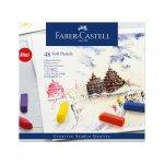 Faber-Castell Пастел Goldfaber, S, сух, мини, 48 цвята