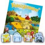 Кингдомино + замък подарък