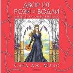 Двор от рози и бодли: Книга за оцветяване (+ подарък моливи)