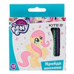 Пастели Kite Little Pony Wax Crayons 12 цвята