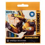 Пастели Kite Transformers Wax Crayons 12 цвята