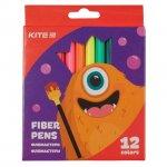 Флумастери Kite Jolliers 12 цвята в кутия