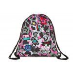 Sprint спортна торба camo pink badges