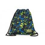 Спортна торба coolpack - sprint line - camo mesh yellow