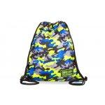 Спортна торба coolpack - sprint line - camo fusion yellow