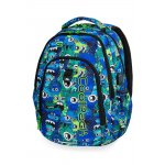 Раница coolpack - strike usb - wiggly eyes blue
