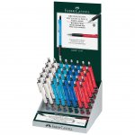 Faber-Castell Автоматичен молив Grip 1347, Trend, 0.7 mm, 40 броя в дисплей