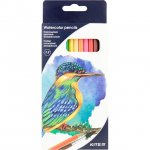 Цветни моливи Kite акварелни 12 бр.