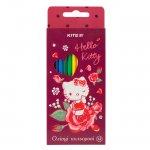 Цветни моливи Kite Hello Kitty 12 цвята